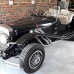 1929 Mercedes Benz SSK Convertible Tribute