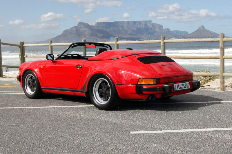 The Classic Car Finder 1989 Porsche 911 Speedster