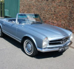1963 Mercedes-Benz 230 SL Pagoda concourse car RESERVED