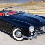1958 Mercedes-Benz SL190 Roadster