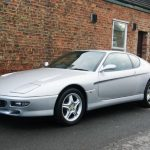 Ferrari 456 GTA RHD, 6,600 miles, FSH and luggage