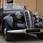1939 BMW 326 Convertible # 18477