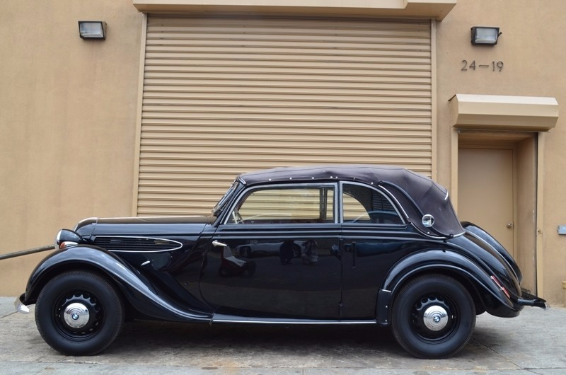 The Classic Car Finder - 1939 BMW 326 Convertible # 18477