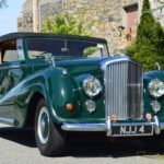 1953 Bentley R-Type Drophead # 18491