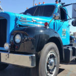 1957 Mack B-65  Thermo dyne