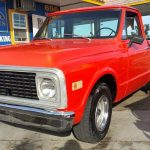 1972 GMC SHORTBED