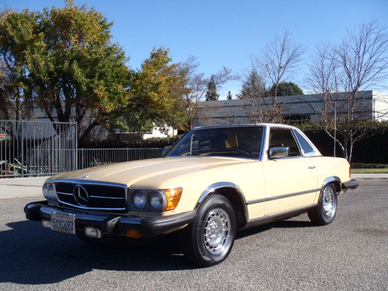 The classic car finder 1980 mercedes benz 450sl for Mercedes benz car finder