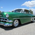 1953 Chevrolet Club Coupe 210