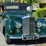 1953 Bentley R Type Drophead  #18491