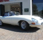 1964 Series 1 Jaguar E-Type 3.8 DHC LHD
