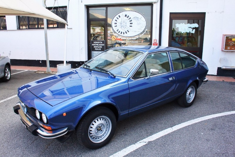 The classic car finder alfa romeo alfetta gtv 2 0 1977 for Garage alfa romeo luxembourg