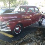 48 Chevy StyleMaster Business Coupe for sale in Fort Lauderdale, FL
