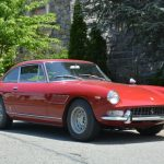 1967 Ferrari 330GT 2+2 Series II Single-Headlight #21125