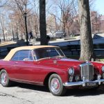 1962 Bentley S2 Continental Park Ward Convertible Left-Hand-Drive