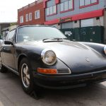 # 21787 1968 Porsche 912 Soft-Window Targa