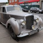 1954 Bentley R-Type RHD # 21970