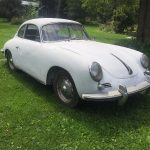 1962 Porsche 356B Super 90 Coupe # 21993