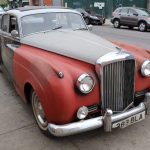1961 Bentley SII RHD # 22013