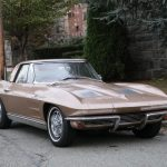 Fuel Injected 1963 Chevrolet Corvette: Matching Number Original Survivor  #22027