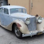1949 Jaguar Mark IV LHD # 22045