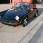 Rare Classic 1974 Porsche 911 Carrera Coupe with Matching Numbers 22144