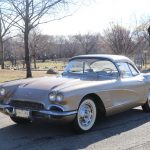 Extremely Well Preserved 1961 Chevrolet Corvette with Matching Numbers #22168