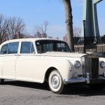 1962 Rolls-Royce Phantom V Limousine by Park Ward LHD # 22270