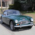 Stunning 1967 Austin-Healey 3000 Mark III BJ8 #22276