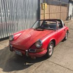 # 22328 1968 Porsche 912 Soft-Window Targa
