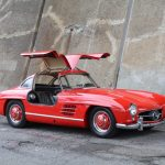 # 22341 1957 Mercedes-Benz 300SL Gullwing