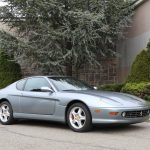 # 22362 2001 Ferrari 456 GTA with 25k miles