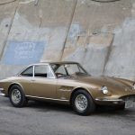 1967 Ferrari 330 GTC Matching Numbers and 32k Original Miles # 22479