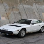1979 Maserati Khamsin 5-Speed # 22522