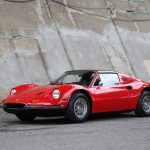 1974 Ferrari 246 GTS Dino 'Chairs and Flares' # 22533