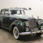 1954 Bentley R-Type Left-Hand Drive # 22578