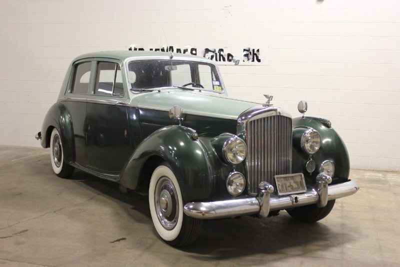 The Classic Car Finder Bentley RType LeftHand Drive - Classic car finder