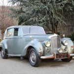 # 22719 1951 Bentley R-Type Left-Hand-Drive