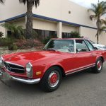 1968 Mercedes-Benz 280SL # 22762