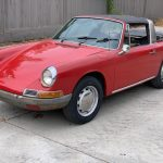 1968 Porsche 912 Soft-Window Targa # 22774