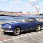 1960 Ferrari 250 GT Coupe: The Very Last 250 PF Coupe to Leave the Factory  #22849