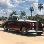 # 23879 1957 Rolls-Royce Silver Cloud I Left-Hand-Drive