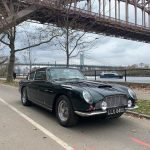 #22930 1967 Aston Martin DB6 Coupe Green