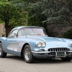 Rare and Extremely Collectible 1958 Chevrolet Corvette #22933
