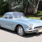 Original Discovery: 1958 Chevrolet Corvette Barn-Find #22943