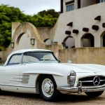 # 22952 1958 Mercedes-Benz 300SL Roadster