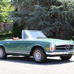 1969 Mercedes-Benz 280SL #22973