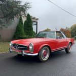 1968 Mercedes-Benz 250SL #23104