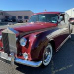 1962 Rolls-Royce Phantom V James Young Left Hand Drive: One of just 100 built in Left-Hand Drive #23126