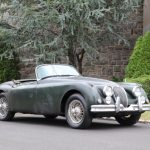Highly Original 1960 Jaguar XK150 Roadster with Matching Numbers  #23133