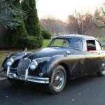#23137 1960 Jaguar XK150 Fixed-Head Coupe